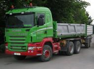 Scania 3-Achser