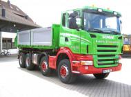 Scania 4-Achser