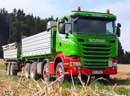Scania 4-Achser BJ 2016